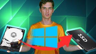 Jak přesunout Windows z disku na disk?