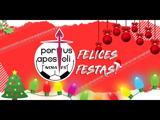 Felicitación de Nadal do Noia Portus Apostoli FS!