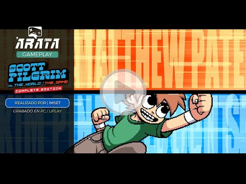 Scott Pilgrim vs. The World: The Game – Complete Edition / Gameplay / PC - Español