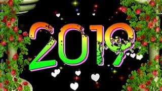 Happy New Year 2019 New Year Beautiful Whatsapp Messages Wishes Sweet Status