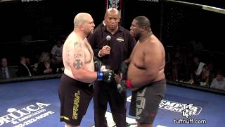 10 Second KO Super Heavyweight Charles Williams vs Jeremy Umland