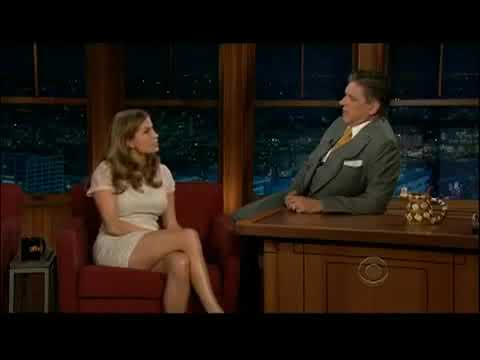 What Gets Sonya Walger Sexually Excited on Craig Ferguson