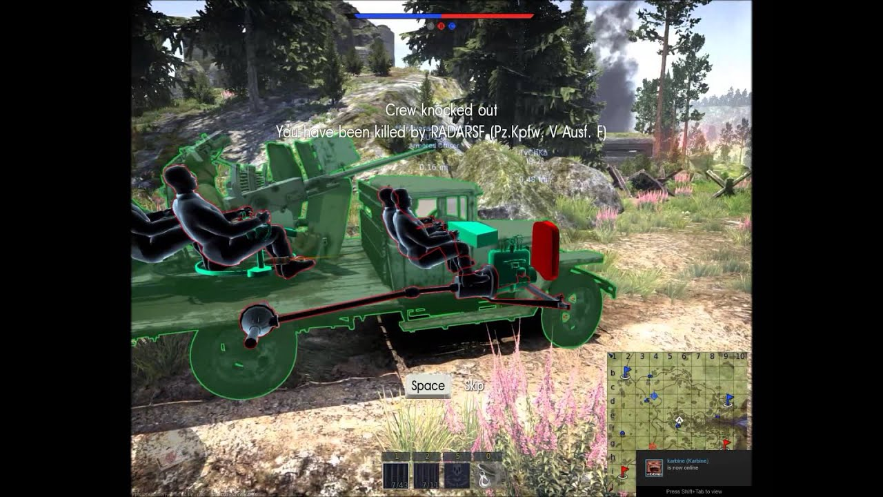 How does matchmaking work in war thunder