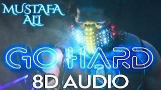 [8D AUDIO] Go Hard - Mustafa Ali | Entrance Theme Song | WWE