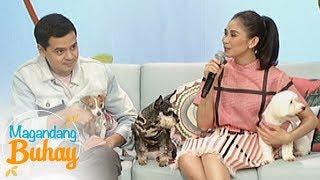 Magandang Buhay: Sarah and John Lloyd