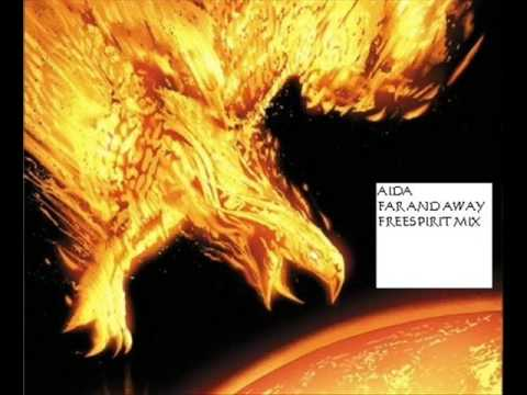 AIDA Far and Away (freespirit remix)