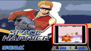 OST ( Space Harrier Arcade Thema )