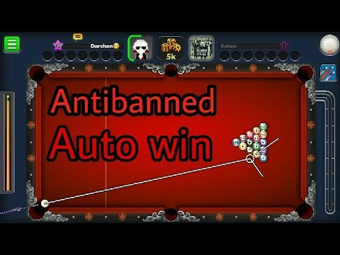 (100% Antibanned) New 8 ball pool Devil mod with hacker theme july 2017 update