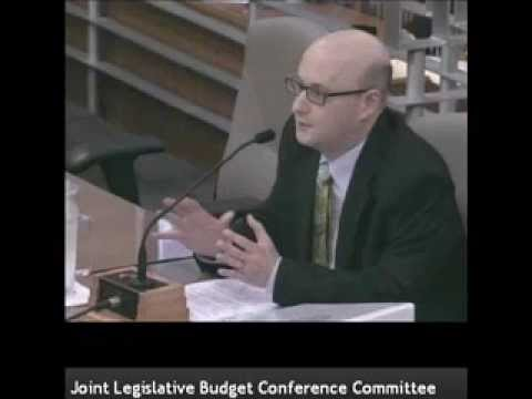 California Dept. of Finance vs. Legislative Analyst on 2013-14 State Budget