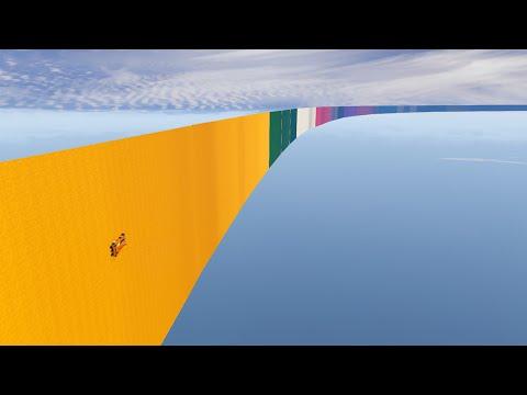 WORLD'S BIGGEST WALLRIDE! (NO JOKE!) (GTA 5 Funny Moments)