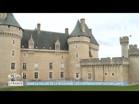SUIVEZ LE GUIDE : Dans la vallée de la Bouzanne, les châteaux sont accueillants
