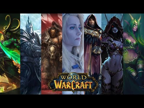Heroes Of Warcraft Music Mix | The Themes of Azeroth's Champions