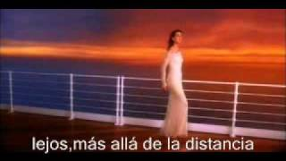 titanic - my heart will go on (sub español)