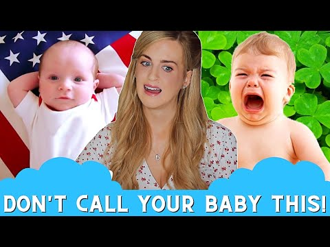 10 American Baby Names With Horrible Irish Meanings