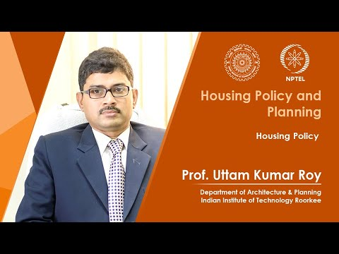 Lecture 7- Housing Policy