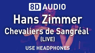 Baixar Hans Zimmer - Chevaliers de Sangréal (LIVE) | 8D AUDIO