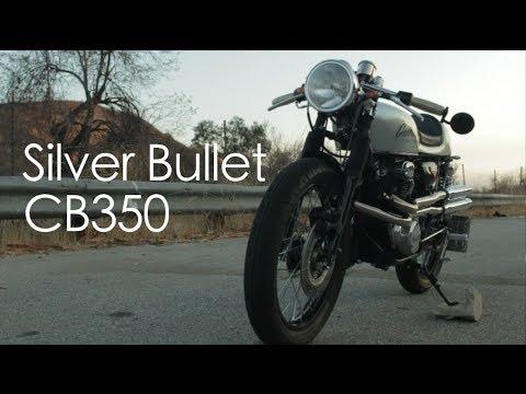 Silver Bullet: A Honda CB350 Reborn