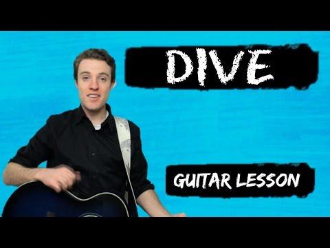Ed Sheeran - Dive | Guitar Chords and Lyrics for Beginners