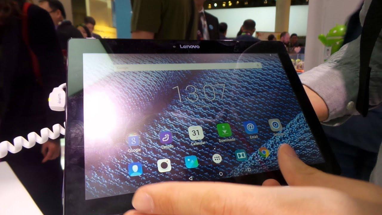 Lenovo Tab 2 A10 30 Tablet Bemutat Vide Youtube A3500 16gb Midnight Blue