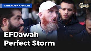 إيمان فونديشن دعوة: الإعصار المثالي  EFDawah Perfect Storm