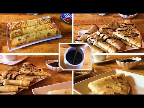 la-recette-des-crêpes-|-كريب-حلو-بمقادير-مضبوطة-مع-طريقة-تحضير-صلصة-الشكولاتة
