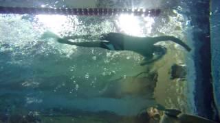 秀朗國小游泳影片