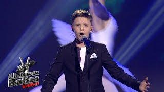 Paulius Rimeikis - La Voix Finalas Lietuvos Balsas. Vaikai S01