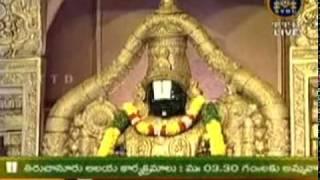 Download Hindi Video Songs - Prof Saraswati Vidyardhi - Tirupativaasa - Raga Hamsaanandi.mp4
