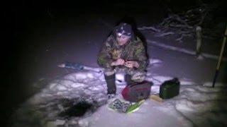 Зимние поставушкина щуку на малых реках