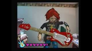 Let's Play EyeToy Play 2 - Air Guitar (1)