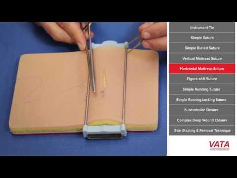 Suture Techniques Course Video