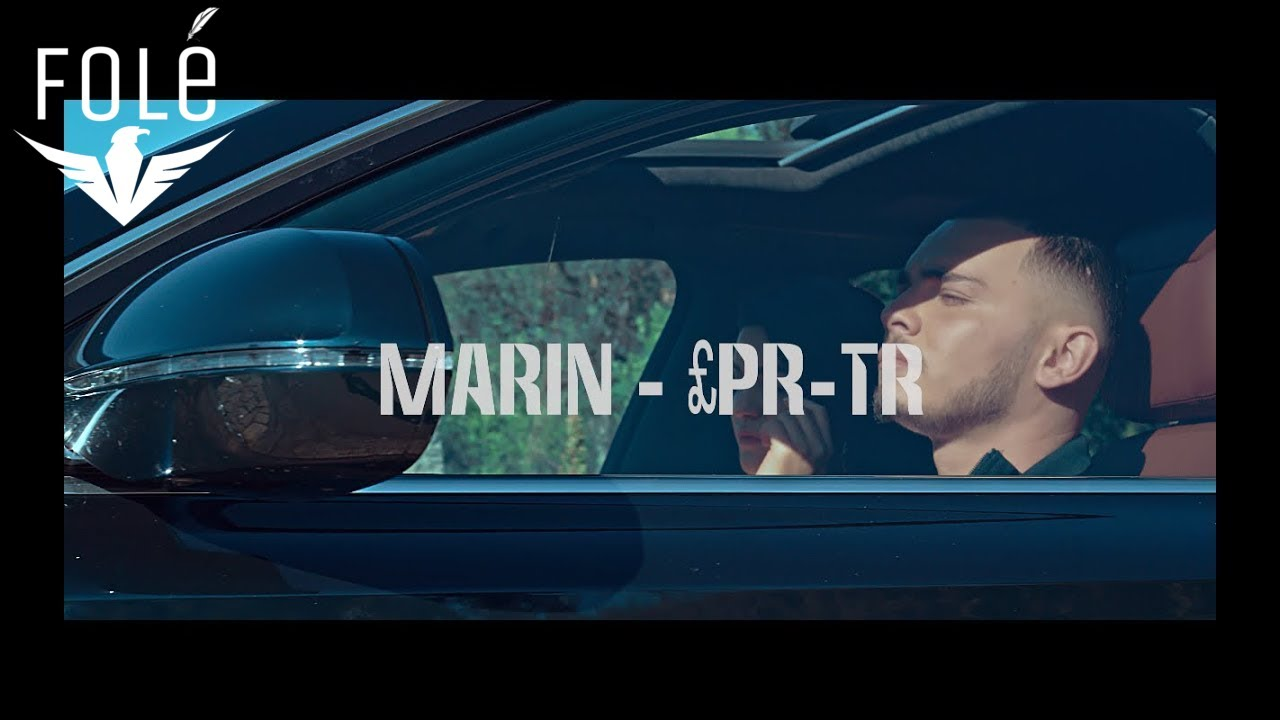 Marin - £Pr-Tr (Official Video 4K)