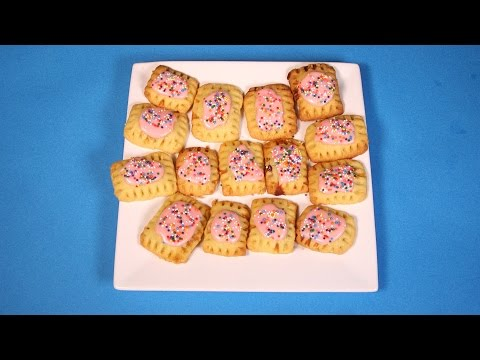 Mini Pop-Tarts Are Easier To Make Than You'd Think | HuffPost Life