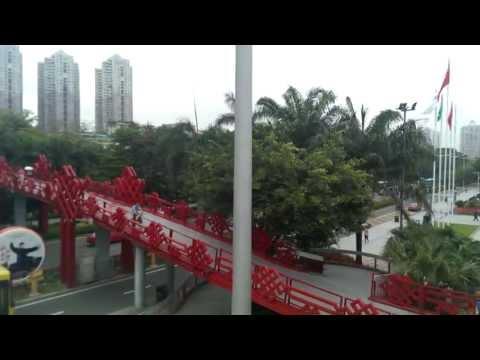 Happy Line (欢乐干线) Monorail (Full Roundtrip)