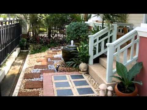 Маленькие дворики, уютное оформление маленького двора