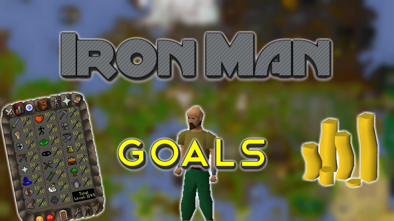 Osrs Ironman Checklist
