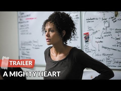 A Mighty Heart 2007  HD  Angelina Jolie  Dan Futterman