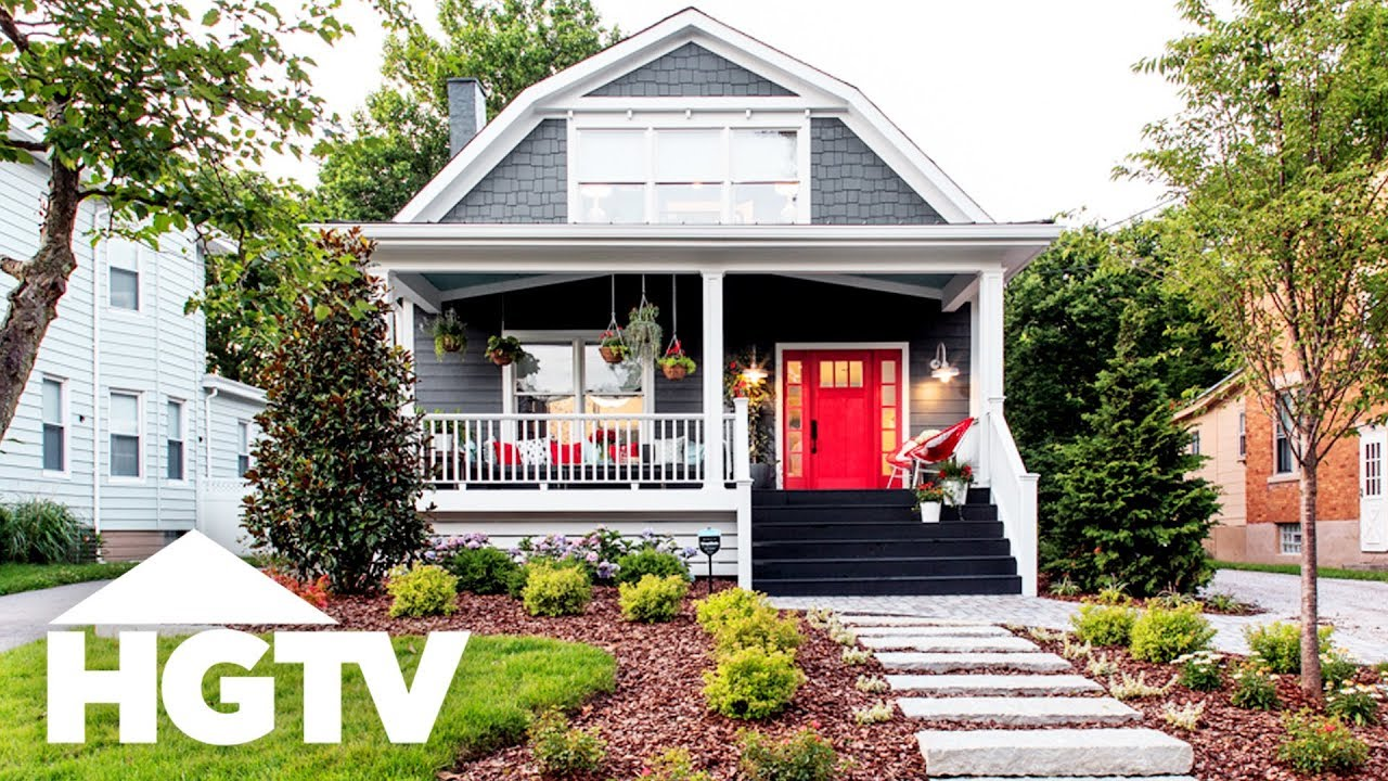 Hgtv Urban Oasis 2018 Exterior Tour Youtube