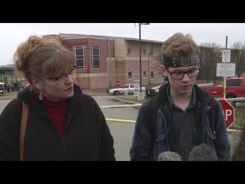 Akins High School mother talks about her concerns about how school handled lockdown