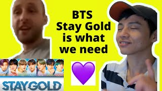 Bts 歌詞 gold stay