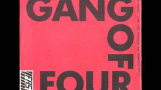 Watch Gang Of Four Anthrax video