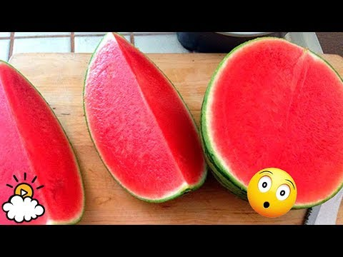 This Watermelon Hack Will SAVE Your Summer