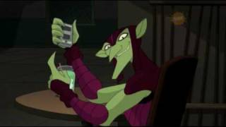 The Green Goblin owns Molten Man.