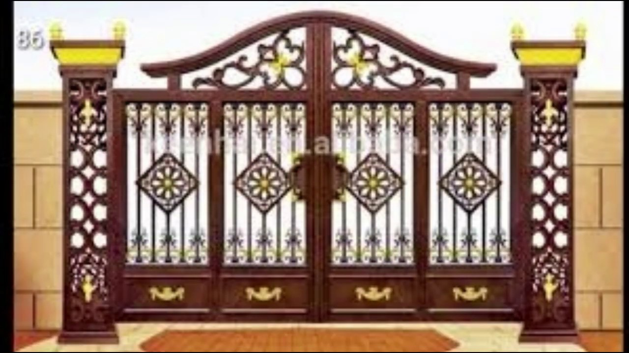maxresdefault - 42+ Small House Main Gate Design Background