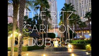 Самый дорогой отель в Дубае на JBR обзор отеля The Ritz Carlton 5 от Viko Travel