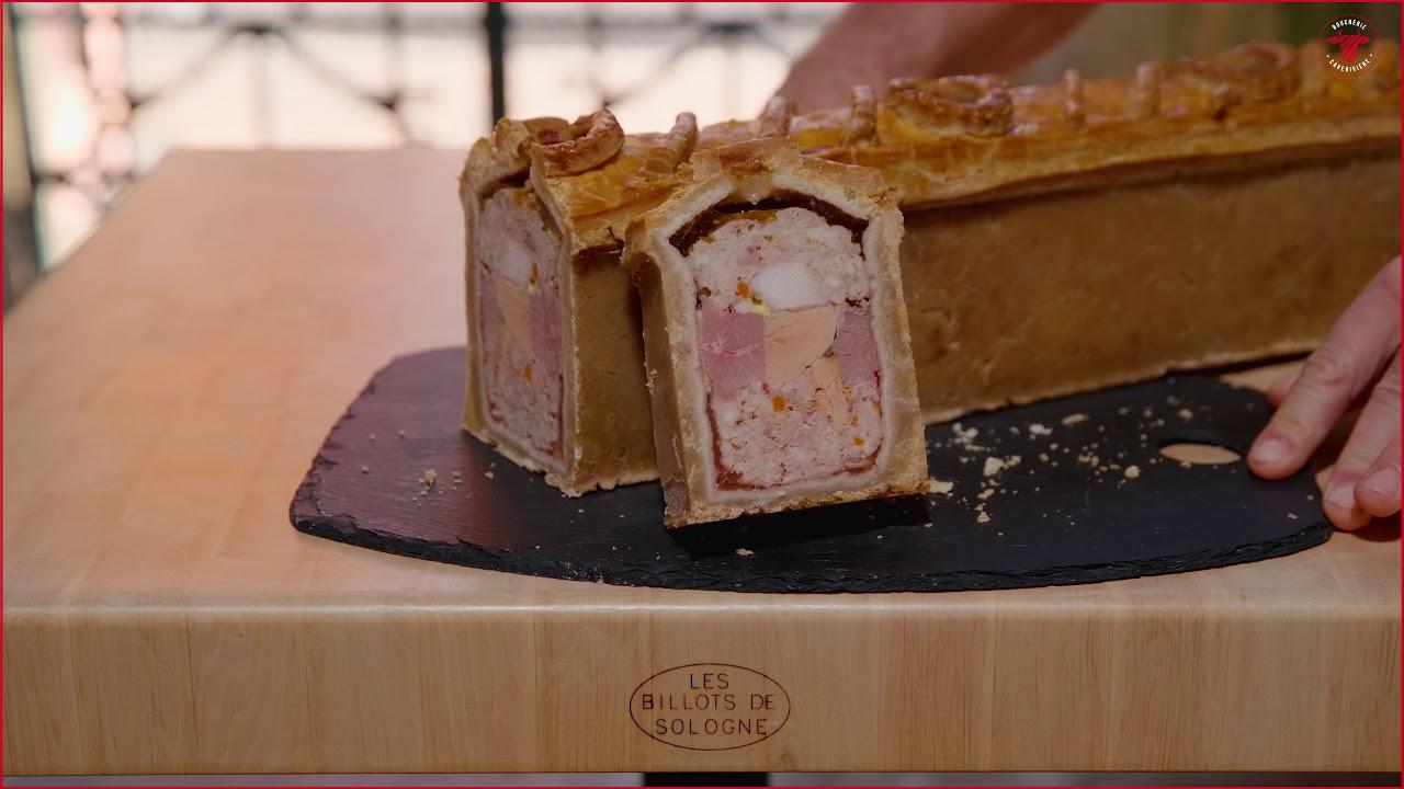 Download Pâtés en croute canard et foie gras