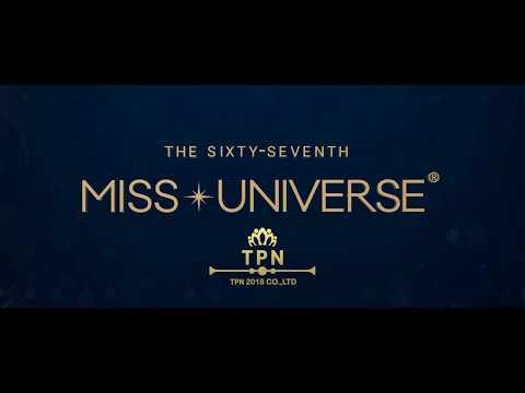 2018 Miss Universe Soundtrack Official.