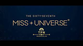 2018 Miss Universe Soundtrack Official.