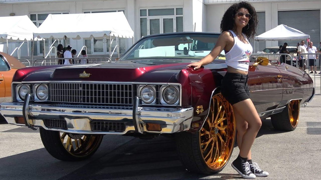 Veltboy314 - Donk Day 2K19 Car Show (PREVIEW) Whips & Women - Miami FL