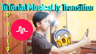 TUTORIAL MUSICAL.LY WITH A COOL TRANSITION!!#PART.9